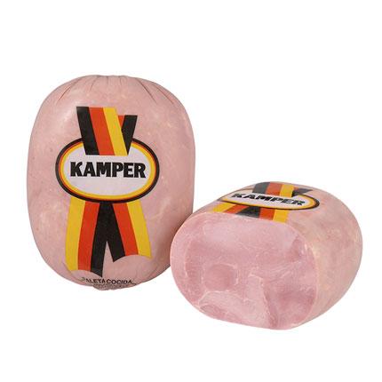 Paleta Cocida Kamper
