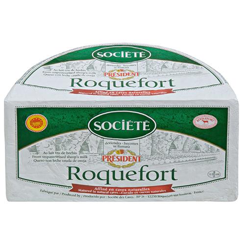 Roquefort (1/2 Pzas) SOCIETE