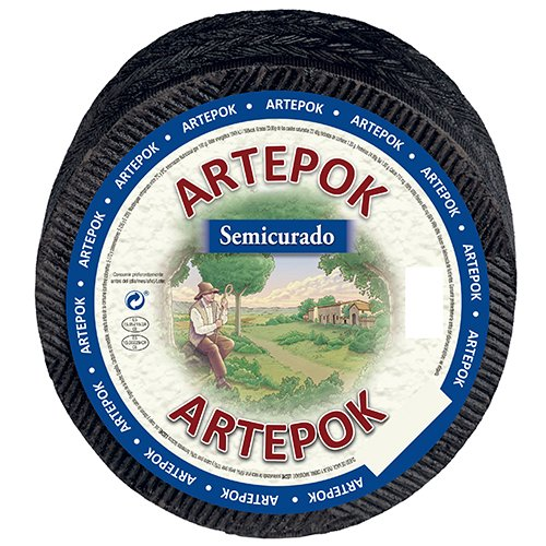 Formatge Artepok Semi