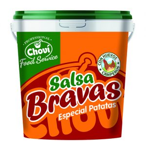 Salsa Patatas Bravas