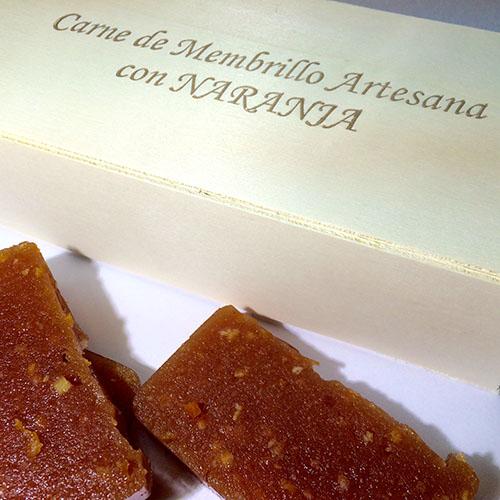 Codonyat artesà amb Taronja