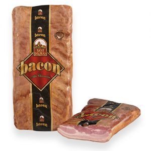 Bacon Semi Fumat