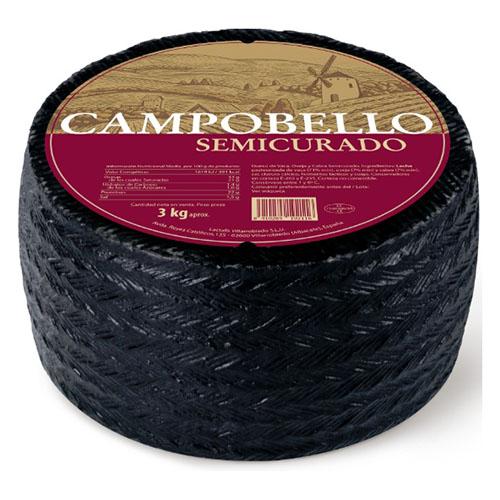 Formatge Semi Campobello