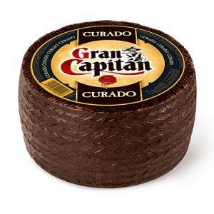 Queso Curado Gran Capitán