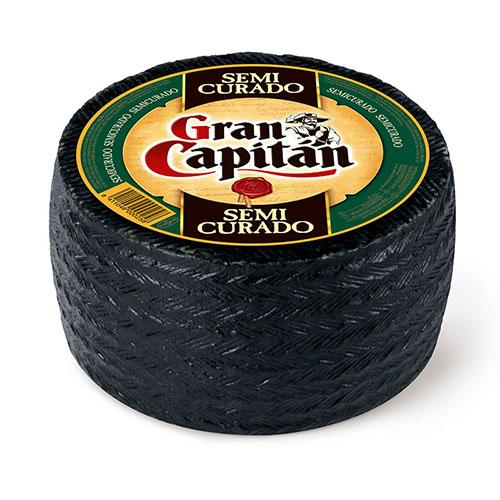 Queso Semi Gran Capitán