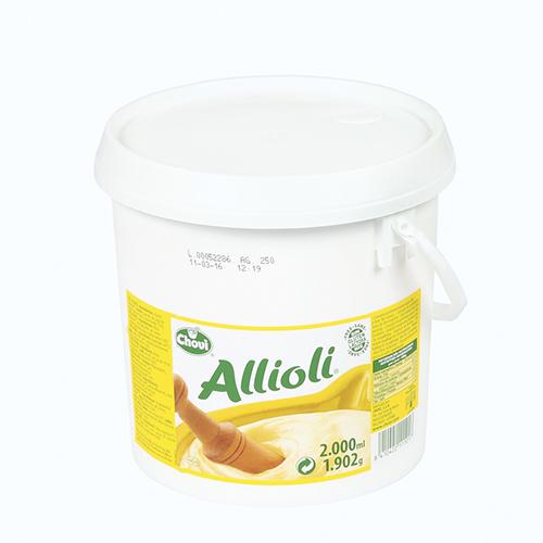 Cubo Allioli 2 Kg.