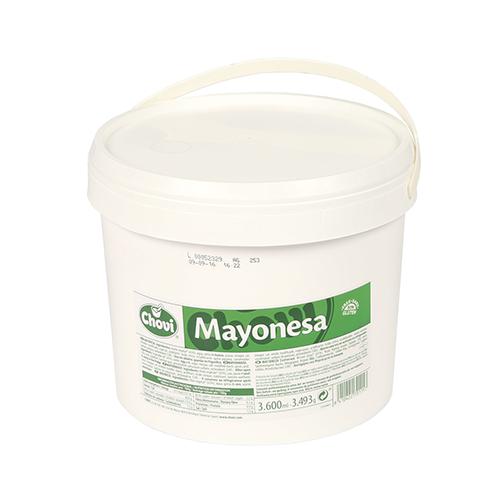 Maionesa 3,6 Kg.