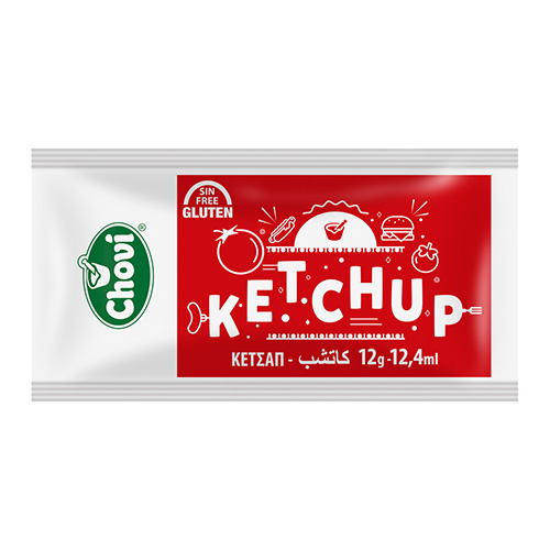 Ketchup 12 g.