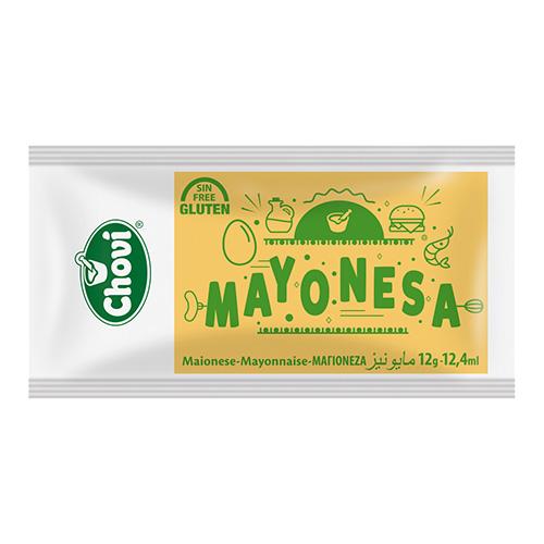 Mayonesa 12 g.