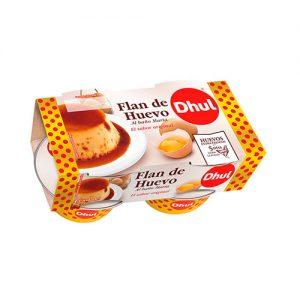Flam d'Ou (4x110g) Dhul
