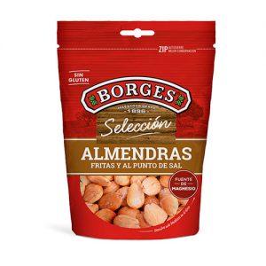 Almendras Fritas/Saladas Borges