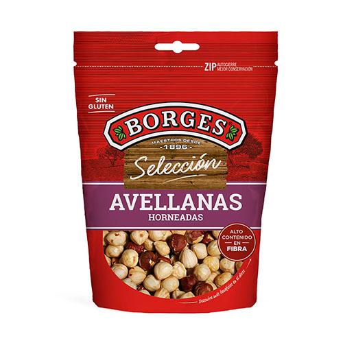 Avellanas Tostadas Borges