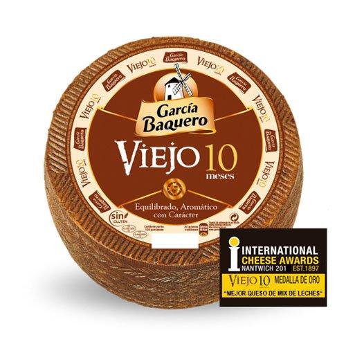 Queso Viejo 10 Meses García Baquero