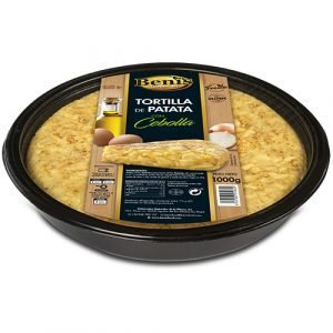 Truita Patates amb Ceba