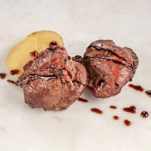 Carrillera de cerdo Braseada al Pedro Ximénez